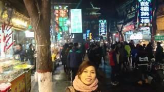 ถนนมุสลิม ซีอาน Muslim street of Xian