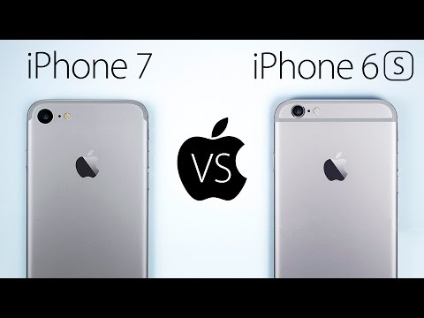 iPhone 7 vs 6S - Ultimate In-Depth Comparison!