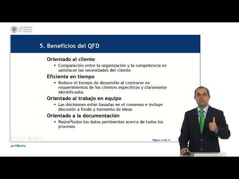Procedimientos de Construcción. Maquinaria. QFD: Despliegue de la función de calidad.© UPV