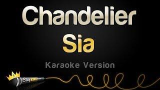 Download Lagu Sia - Chandelier (Karaoke Version) Gratis STAFABAND