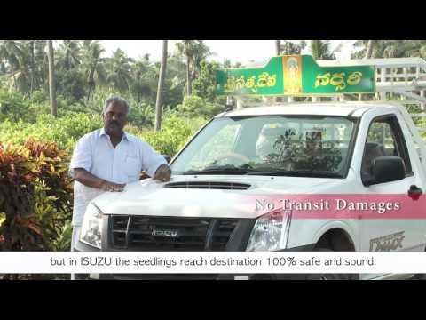 ISUZU D-MAX Customer testimonial - Pulla Anjaneyalu (Andhra Pradesh)