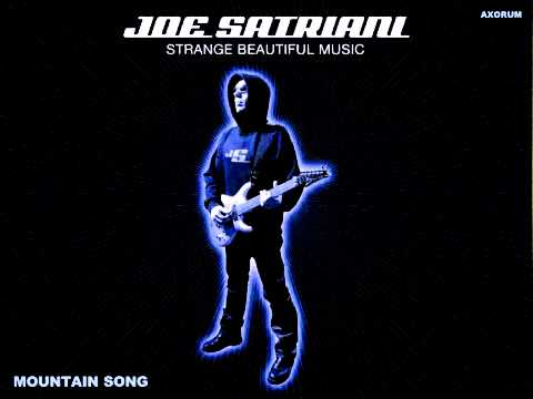 Joe Satriani - Mountain Song