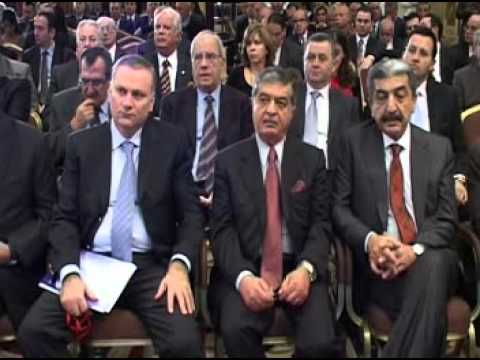 The Business and Financial Forum Future Prospects of the Lebanese Economy, Lebanon 2010