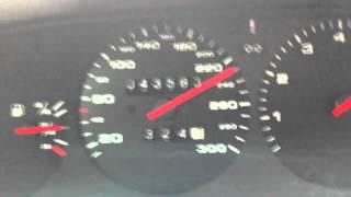 Porsche 968 acceleration