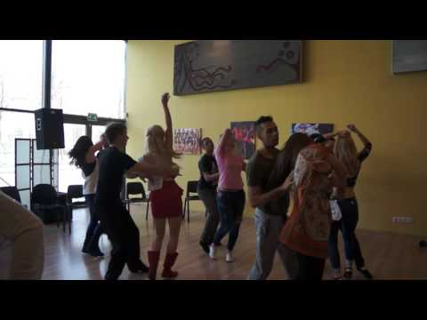 00137 AZNLZF2017 Novice Jack and Jill with All Participants ~ video by Zouk Soul
