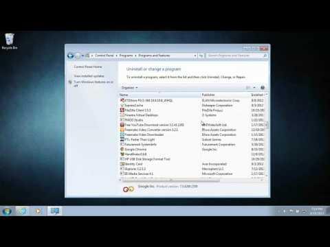 How to Fix a Google Toolbar Freeze in Internet Explorer : Software & Internet Questions