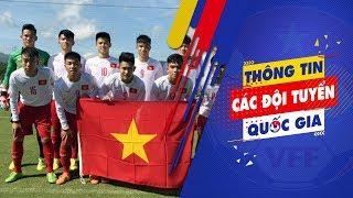 U17 Việt Nam đại thắng U17 Campuchia trên đất Nhật Bản | VFF Channel