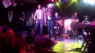 MUST SEE VIDEO-- LeAndria Johnson Wrecks The Conga Room Singing #JESUS Sends Everyone Innnn