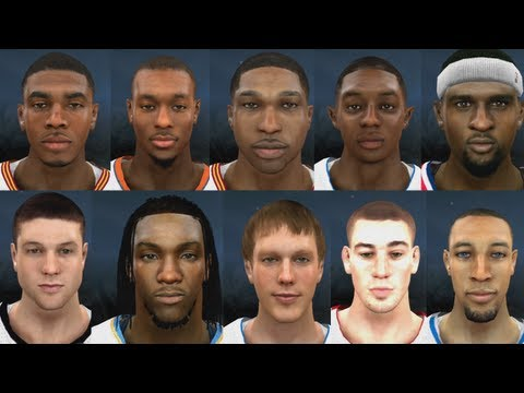REAL Rookies In NBA 2K12 | How To Get Them [Xbox 360]