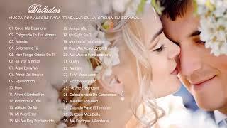Musica Romantica Para Trabajar Y Concentrarse En La Oficina - Canciones De Amor