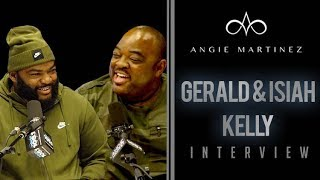 Gerald & Isiah Kelly Challenge Wayans To Comedy Battle, Son Compares Him To Joe Jackson + More!