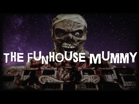 SCARY STORY - The Funhouse Mummy