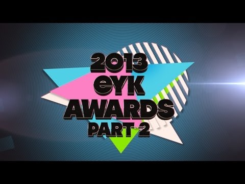The 2013 Eatyourkimchi Awards - Part 2 Music Videos