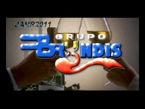 GRUPO BRYNDIS MEGA MIX ROMANTICO 2011 ( 1er Parte)