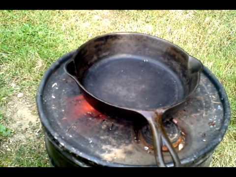 Rocket stoves - Simple cheap DIY