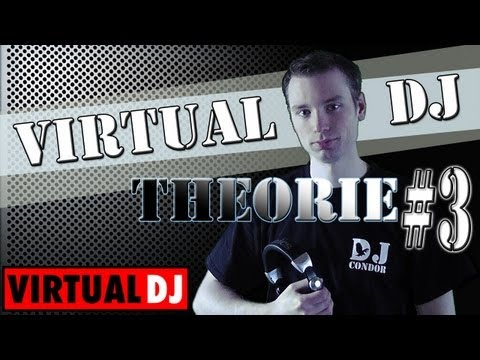VIRTUAL DJ ANFÄNGER THEORIE TUTORIAL - German / Deutsch - DJ CONDOR