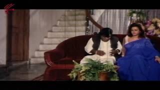 Disco Shanthi Saree Slip Scene || Muddai Muddugumma Movie