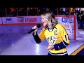 Gotta Hear It: Carrie Underwood belts out anthem in Nashville -