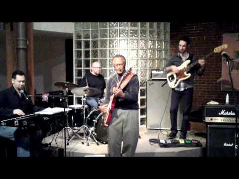 Curtis Hawkins Band w/Preston Jackson 02/17/2012