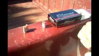 successfully reloading and shooting Blazer .40 S&W Non Reloadable ammo in a Glock