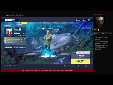 Gun game FBY Fortnite Battle Royal