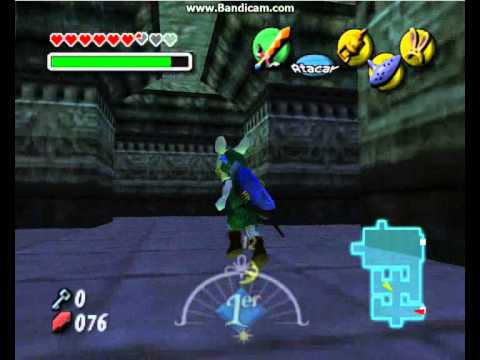 Zelda Majoras Mask: Strange Bug - Stone Tower
