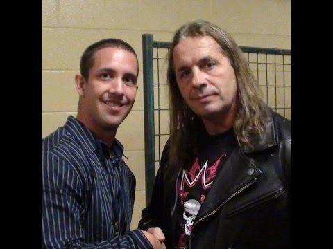 MSW Maritime Wrestling Expo w/ Bret Hitman Hart - Part 1 - October 2010