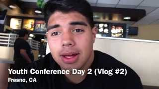 Youth Conference Day 2 (Vlog #2)