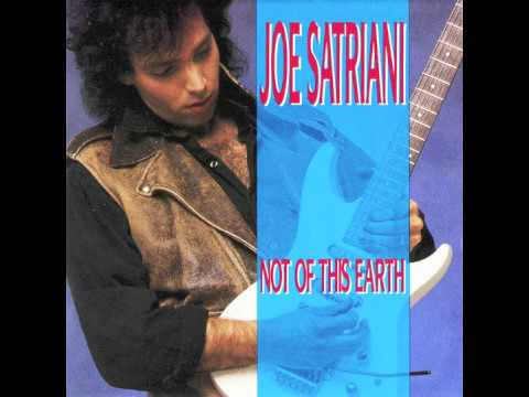 Joe Satriani - Not Of This Earth