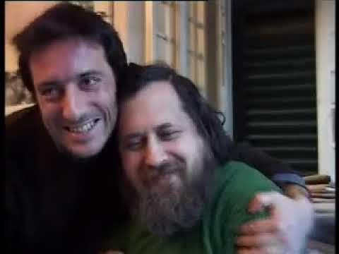 Stallman interview on free software