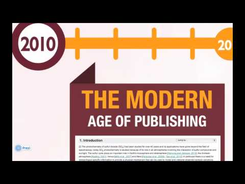 Can Scholarly Publishing Evolve Beyond the PDF?