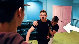 YOUTUBER FIGHT CAUGHT ON CAMERA!!!