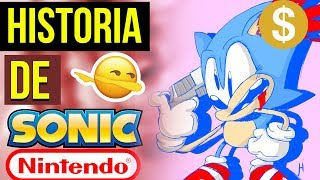 SONIC FOR NINTENDO👿 | HISTORY OF Sonic The Hedgehog (NES)