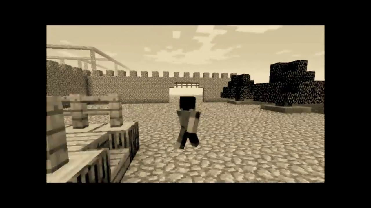 Minecraft titanic o filme youtube for I salonisti titanic