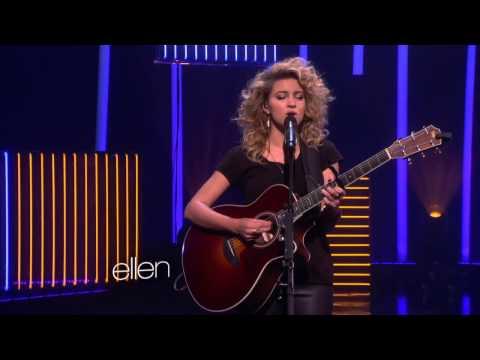 Tori Kelly Performs 'Dear No One' on Ellen