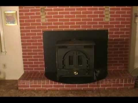 How to: Inexpensive Fireplace Makeover in a weekend - YouTube