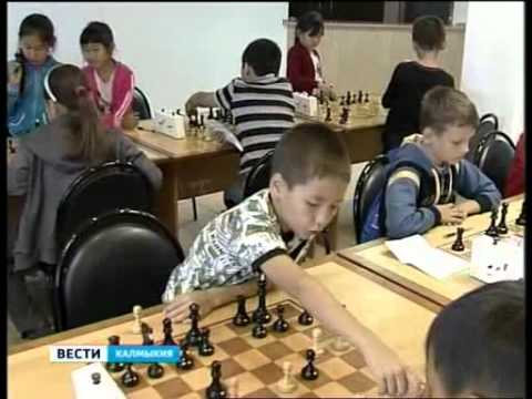 Шахматная дуэль калмыцких и австралийских школьников
