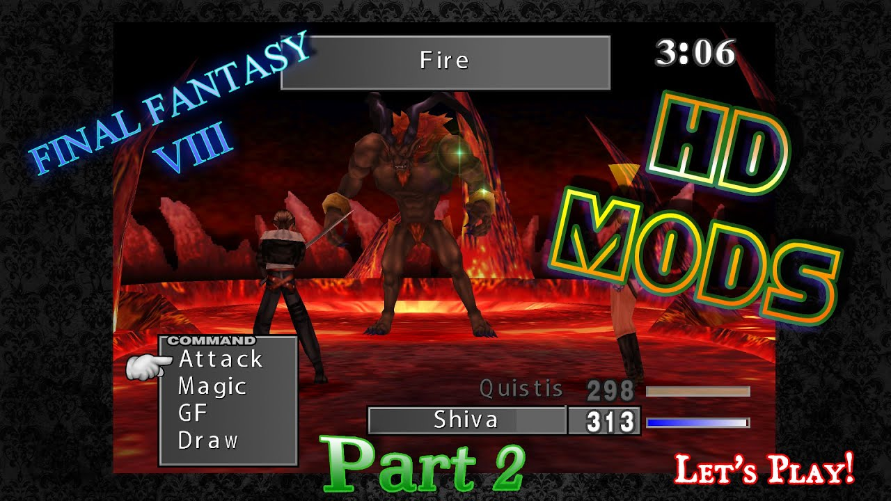Final Fantasy Viii Steam Final Fantasy Viii hd Mods
