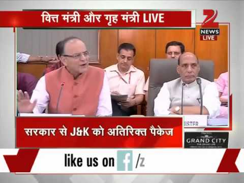 Committed to J&K's full-fledged development, have allocated more funds: Rajnath Singh
