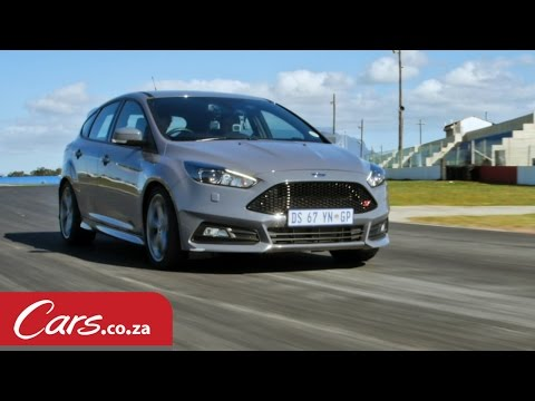Track Test - Ford Focus ST