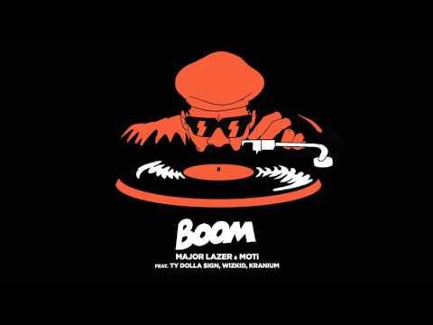 Major Lazer & MOTi - Boom 1 HOUR