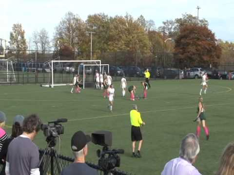Field Hockey: Nichols School VS. RCD 2014 Semifinals P1
