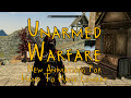 Mods of Skyrim - Unarmed Warfare - New Animations For Hand To Hand Combat! Image 2