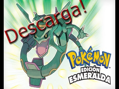 Como descargar Pokémon Esmeralda para PC