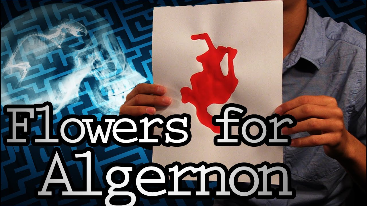 "Flowers For Algernon Teaser ""Rorschach Test"""