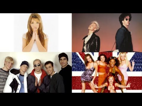 Top 100 Songs Of The 1990's
