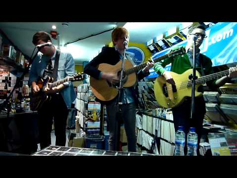 Two Door Cinema Club - I Can Talk (Acoustic) Banquet Records