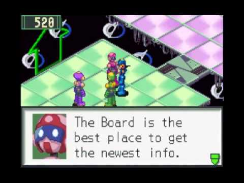 Megaman Battle Network 2 - Megaman Battle Network 2 BLIND (36) - User video