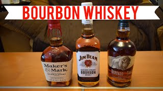 Hablemos de Bourbon Whiskey