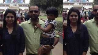 Gayathri Arun Family Daughter Husband Unseen Pics
